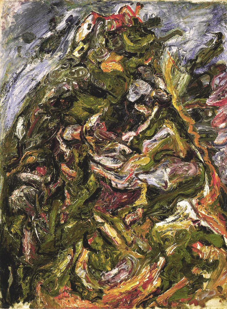 Chaim Soutine Just Another Painter
